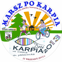 Marsz po Karpia2013 button